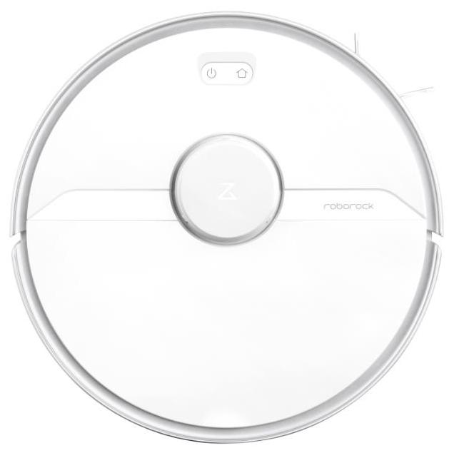 Roborock S6 Pure - контейнер для пыли 0.46л и для воды 0.18л