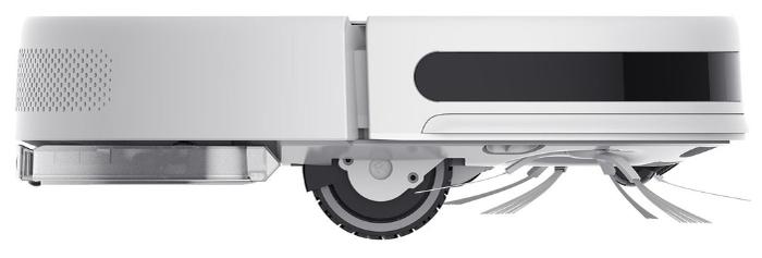 Xiaomi Mi Robot Vacuum-Mop Essential - боковая щетка, фильтр тонкой очистки в комплекте