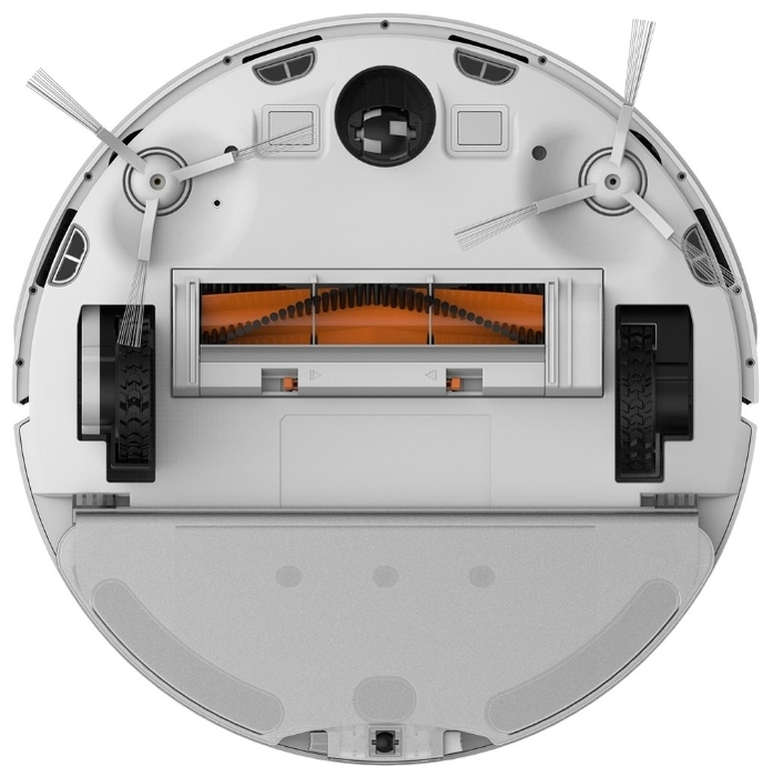 Xiaomi Mi Robot Vacuum-Mop Essential - работа от аккумулятора: до 90мин