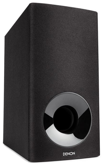 Denon DHT-S316 - вид АС: звуковая панель