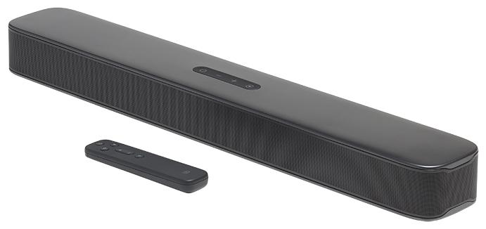 JBL Bar 2.0 All-in-One - вид АС: звуковая панель