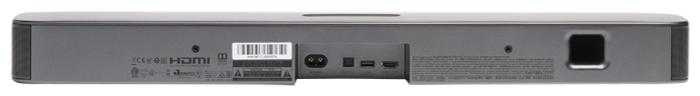 JBL Bar 2.0 All-in-One - суммарная мощность: 80Вт