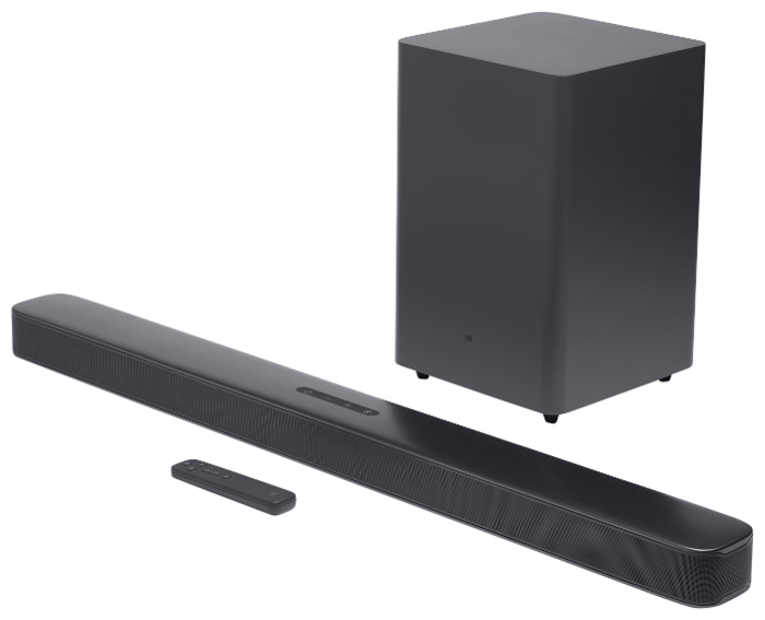 JBL Bar 2.1 Deep Bass - конфигурация АС: 2.1