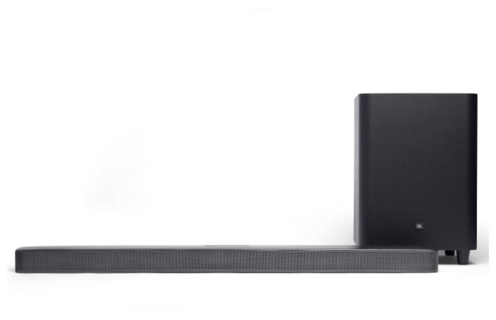 JBL Bar 5.1 Surround - вид АС: звуковая панель