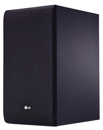 LG SJ3 - тип АС: активная