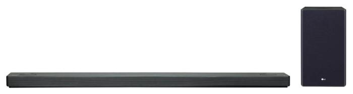 LG SL10Y - конфигурация АС: 5.1
