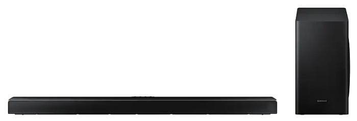 Samsung HW-Q60T - вид АС: звуковая панель