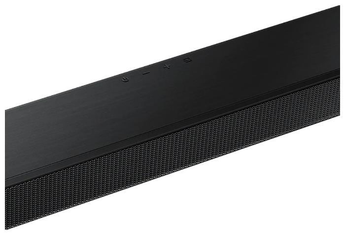 Samsung HW-T550 - размеры: 860x55x85мм