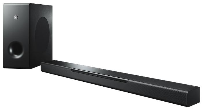 YAMAHA MusicCast BAR 400 - конфигурация АС: 2.1