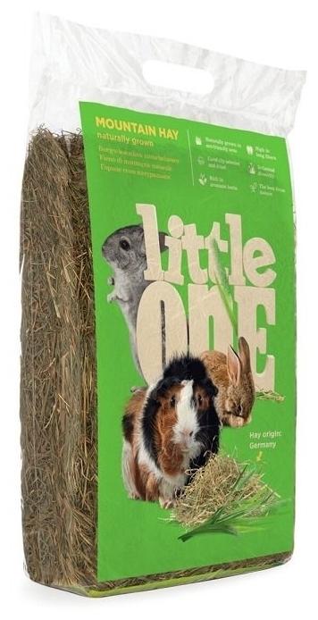 Little One Горное 0.4 кг - тип: сено