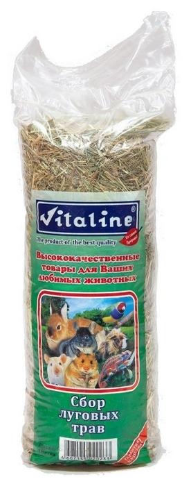 Vitaline Сбор луговых трав 0.4 кг - тип: сено
