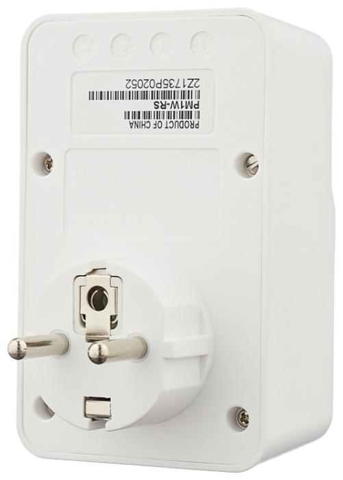 APC by Schneider Electric PM1W-RS, 1 розетка, с/з, 16А - провод