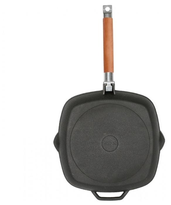 Биол 10241 24 см, съемная ручка - диаметр дна: 20см
