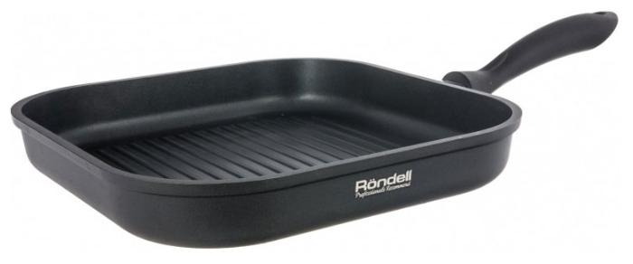 Rondell Zeita RDA-119 28x28 см - антипригарное покрытие: титановое