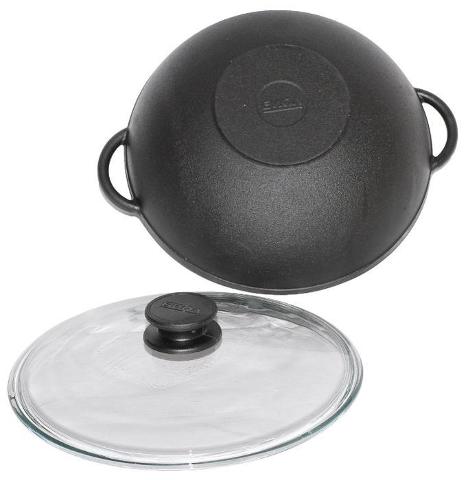 Биол 0530С 30 см с крышкой - подходит для индукционных плит: да
