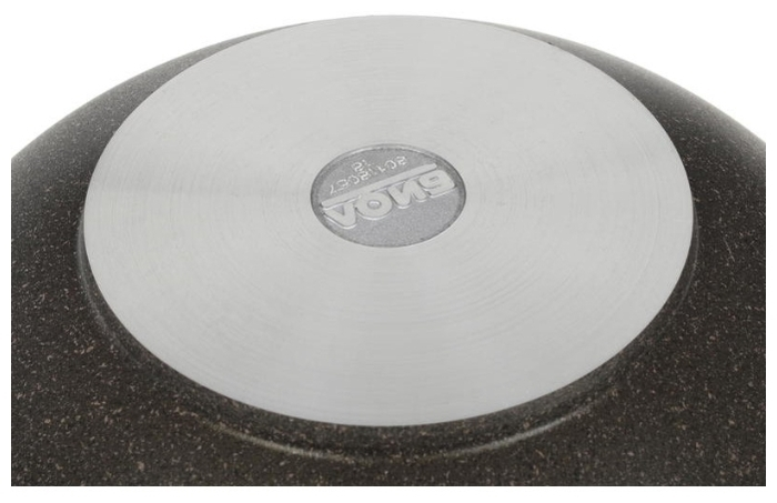 Биол 28033ПС 28 см с крышкой - особенности: мытье в посудомоечной машине, использование в духовке, крышка в комплекте