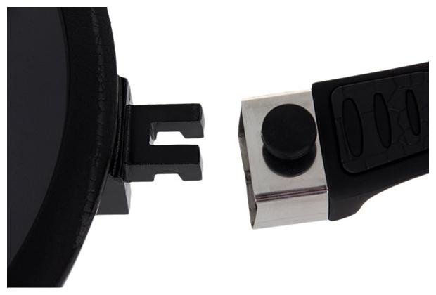 Rondell Escurion RDA-870 28 см с крышкой, съемная ручка - комплектация: крышка; съемная ручка