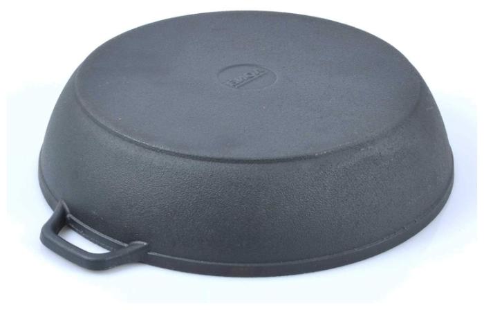 Биол 03261 26 см - особенности: использование в духовке