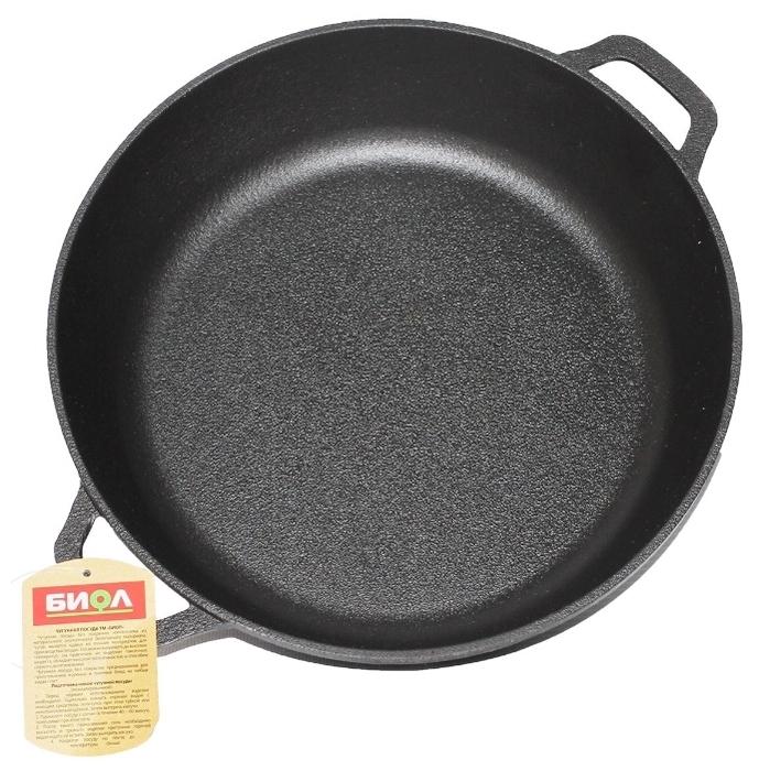 Биол 03281 28 см - подходит для индукционных плит: да