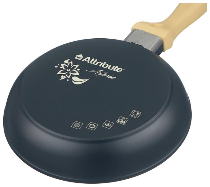 Attribute Avorio AFA020 20 см - антипригарное покрытие: керамическое