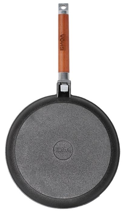 Биол 04241 24 см, съемная ручка - подходит для индукционных плит: да