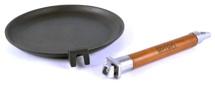 Биол 04241 24 см, съемная ручка - особенности: съемная ручка, использование в духовке