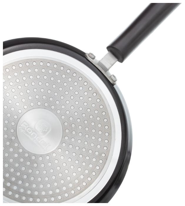 Rondell Pancake frypan RDA-020 22 см - антипригарное покрытие: есть