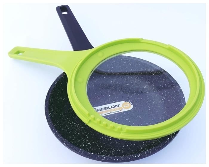 GIPFEL PANORAMA 0611 24 см с крышкой - подходит для индукционных плит: да