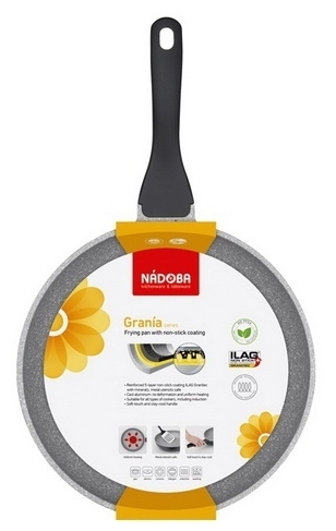 Nadoba Grania 728117 26 см - подходит для индукционных плит: да