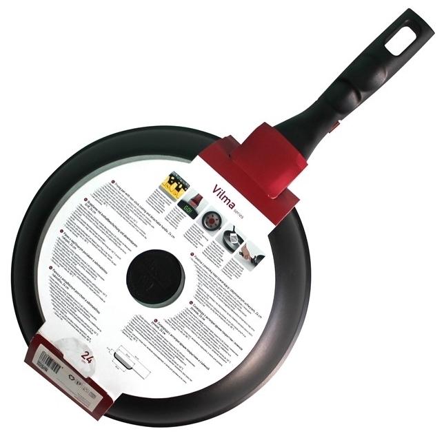 Nadoba Vilma 728216 28 см, съемная ручка - подходит для индукционных плит: да