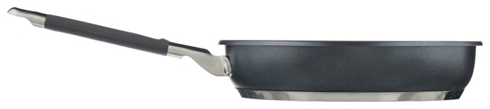 Rondell Stern RDS-092 24 см с крышкой - толщина дна: 5.5мм