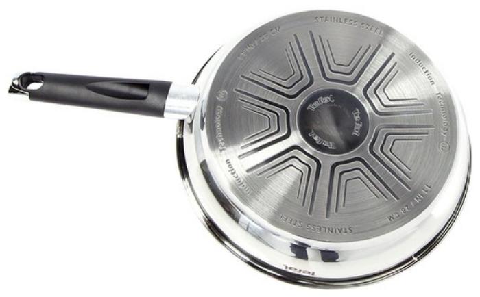 Tefal Emotion E8240525 26 см - подходит для индукционных плит: да