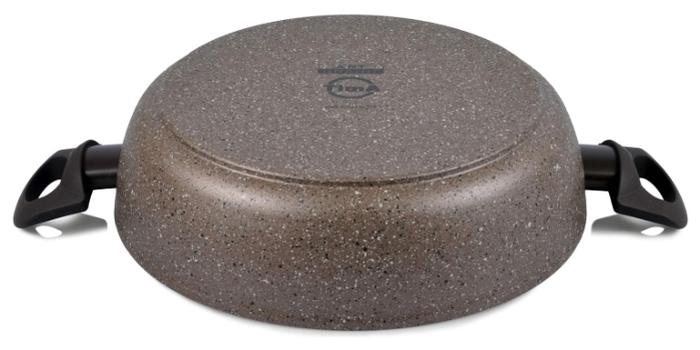TimA Art granit induction ATI-2128 28 см - антипригарное покрытие: гранитное