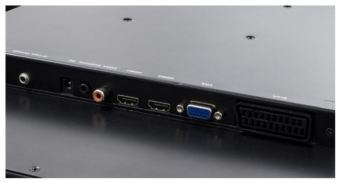 AVEL AVS240K 23.8 (2018) - частота обновления экрана: 50Гц