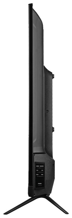 BBK 43LEX-8161/UTS2C 43 (2019) - мощность звука: 16Вт (2х8Вт)