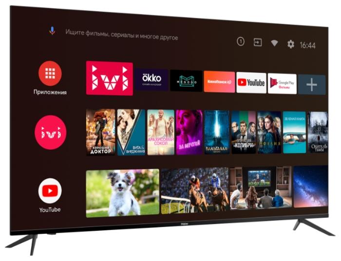 """Haier 50 SMART TV BX 50 (2020) - диагональ экрана: 50"""""""
