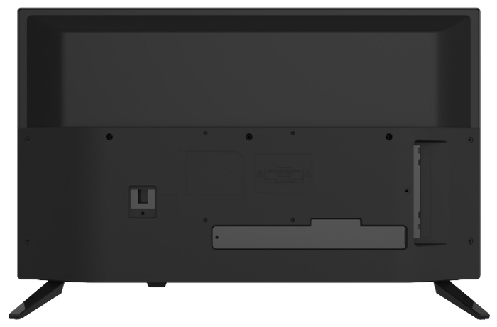 "Haier LE24K6000S 23.6 (2018) - диагональ экрана: 23.6"""