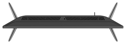 """Haier LE24K6500SA 24"""" (2019) - беспроводные интерфейсы: Wi-Fi 802.11b, 802.11g, 802.11n"""