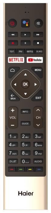 Haier LE32K6600SG 32 (2020) - мощность звука: 16Вт (2х8Вт)