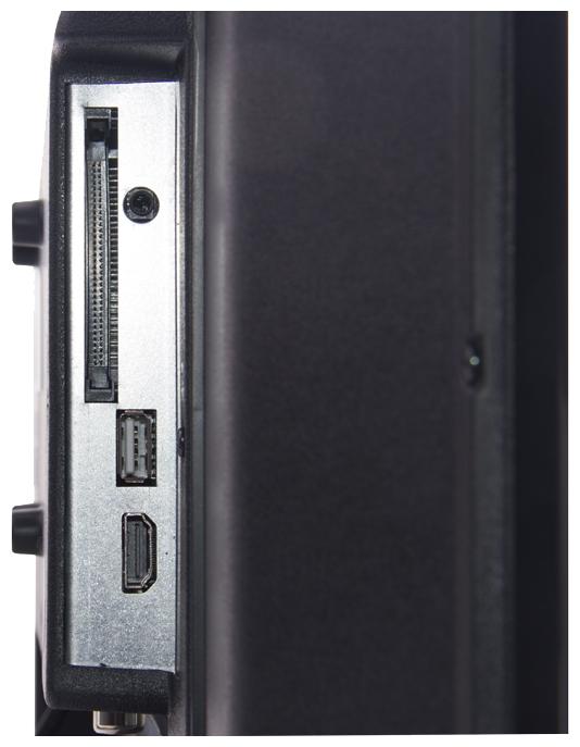 HARPER 24R470T 23.5 (2017) - проводные интерфейсы: HDMI, USB, выход аудио коаксиальный, выход на наушники
