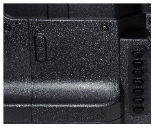 """HARPER 28R575T 27.5"""" (2017) - проводные интерфейсы: HDMI x 2, USB, выход аудио коаксиальный, выход на наушники"""