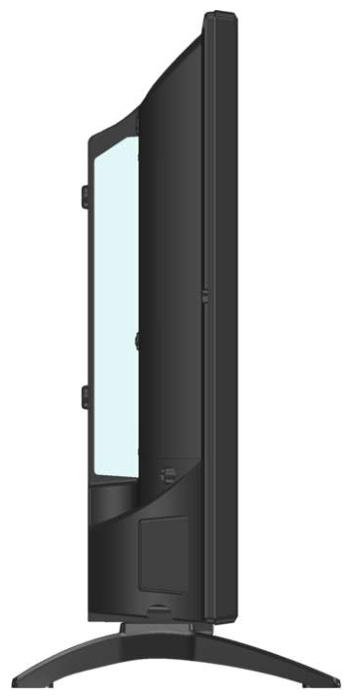 """Irbis 24S01HD310B 24"""" - проводные интерфейсы: HDMI 1.4, USB, выход аудио коаксиальный, выход на наушники"""