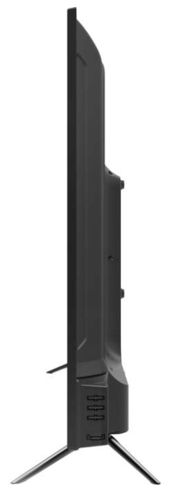 """Irbis 55S01UD318B 55"""" - проводные интерфейсы: HDMI 2.0x 3, USB x 2, выход на наушники"""