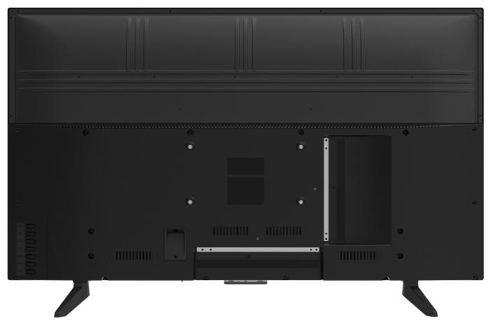 Leff 43F520T 43 (2020) на платформе Яндекс.ТВ - тип подсветки: Direct LED