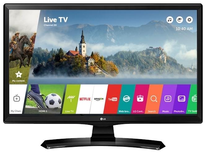 """LG 28MT49S-PZ 28"""" (2017) - разрешение: 720p HD (1366x768)"""