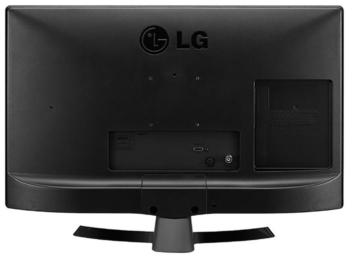 "LG 28TK410V-PZ 27.5"" (2018) - проводные интерфейсы: HDMI, USB"