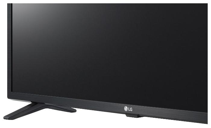 Телевизор LG 32LM630B 32 (2019) - проводные интерфейсы: HDMI 1.4x 3, USB x 2, Ethernet, выход аудио оптический