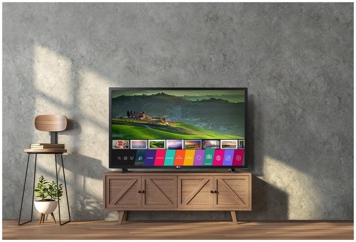 LG 32LM6350 32 (2019) - проводные интерфейсы: HDMI 1.4x 3, USB x 2, Ethernet, выход аудио оптический