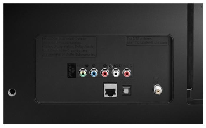LG 43LM5700 42.5 (2019) - размеры с подставкой (ШxВxГ): 978x615x188мм