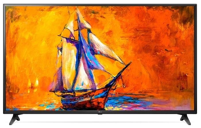 LG 43UK6200PLA 43 (2018) - разрешение: 4K UHD (3840x2160), HDR